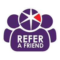 THE108 - Refer A Friend Transparent